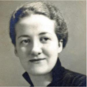 Photographie de Germaine Tillion (années 1930) © Association Germaine Tillion
